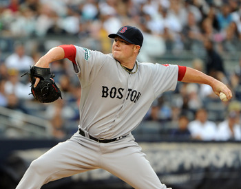Jon Lester, a preseason Cy Young candidate, has been awful in 2012.