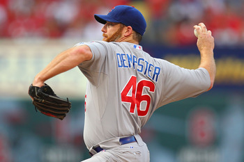 Dempster will finally be on the move. Where will he wind up?