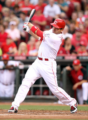 A trade would be great, but getting Joey Votto healthy is much more important.