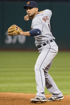 Acquiring Omar Infante was a great move for the Tigers.