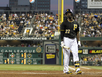 McCutchen needs someone to roam the outfield with him at PNC Park