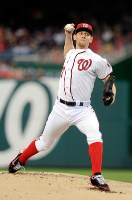 The Nationals could find trouble in the playoffs if they shut down Strasburg