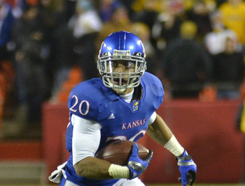 D.J. Beshears could be a lucky beneficiary of Clint Bowen's return to KU.