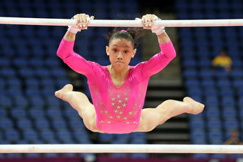 The U.S. will need a solid performance from Kyla Ross on the uneven bars.