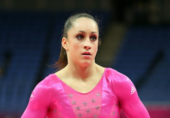 Easier said than done: Jordyn Wieber will have to put her individual disappointment aside so that the team can win gold.