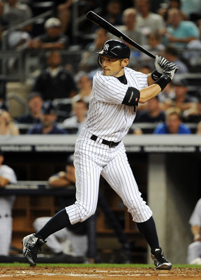 The pinstripes should rejuvinate Ichiro.
