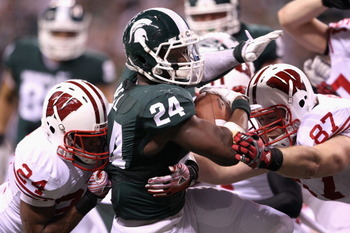 Michigan State will get a rematch of the 2011 Big Ten Championship Game at Wisconsin on Oct. 27, 2012.