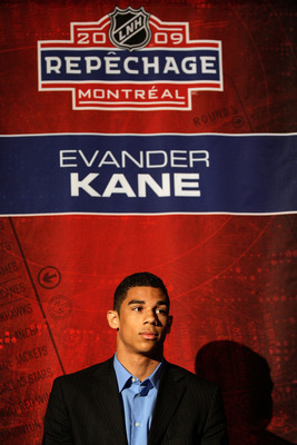 Evander Kane will be the face of the franchise for years to come, after he re-signs