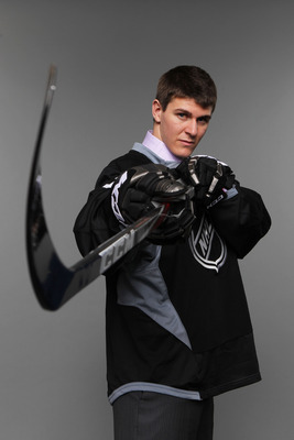 Mark Scheifele, arguably the only top-six forward prospect in the Jets' system