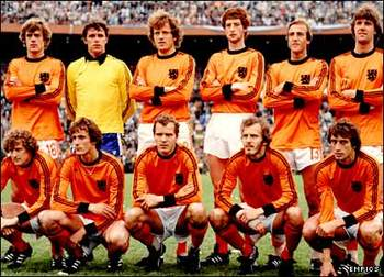 1974 Dutch National Football Team