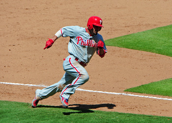 Shane Victorino may be rejuvenated in a pennant race.