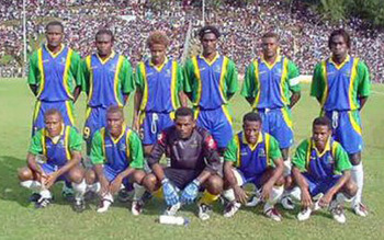 Solomon Islands national football team