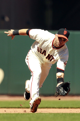 Marco Scutaro is starting at 3B with Pablo Sandoval on the DL