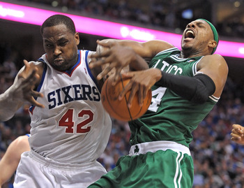 ELTON BRAND HAS SPENT MOST OF HIS CAREER AMONG THE NBA ELITE