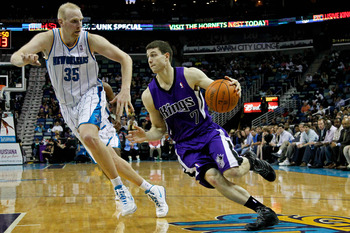 CHRIS KAMAN HAS PLAYED WITH BOTH ELTON BRAND AND DIRK BEFORE