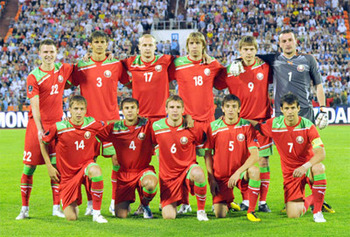 Belarus national football team
