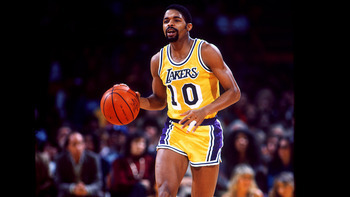 Norm Nixon was a Los Angeles Laker from 1977-1983.