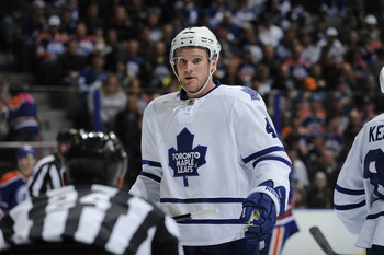 Franson was frustrated with the Maple Leafs organization last year, maybe he could use a fresh start?