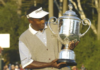 Vijay Singh won the 2004 PGA Championship