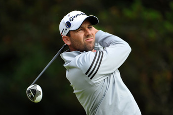 Sergio Garcia looks to revert to his form that got him in contention for the 2008 PGA title