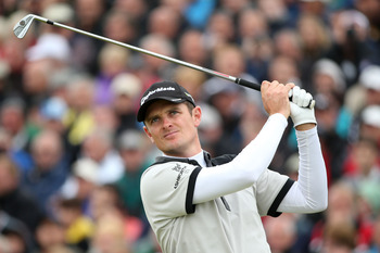 Justin Rose is trying to translate great stats into his first major