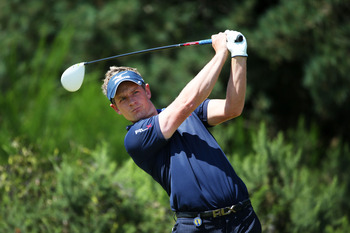 Luke Donald needs a major victory to validate his No. 1 world ranking