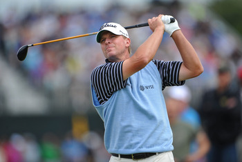 Steve Stricker has been very consistent the last few years