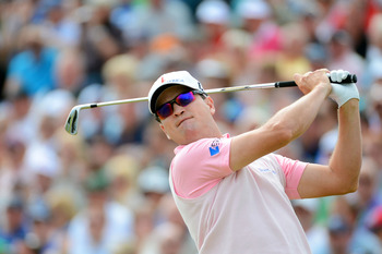 Zach Johnson has the bulldog mentality necessary to win the PGA