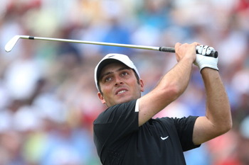 Francesco Molinari is making a name for himself for other reasons than having a brother on tour