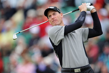 Jim Furyk had a chance to win the 2012 U.S. Open