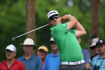 Hunter Mahan is no stranger to being around the hunt for a title