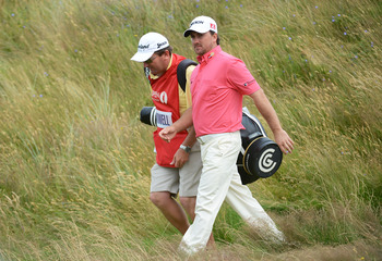 Graeme McDowell has been in the hunt at the last two majors