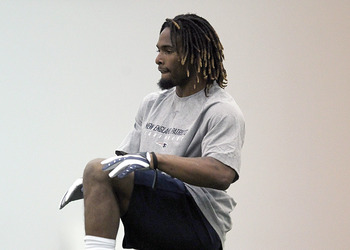 Brandon Bolden may have a leg up on other bubble players.