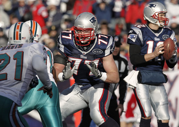 Nate Solder is expected to start at left tackle.