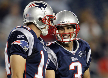 Zoltan Mesko and Stephen Gostkowski have given the Patriots a special teams advantage.