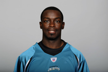 Terrence Wheatley's 2011 headshot