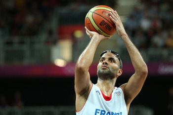 Will Tony Parker be enough to get past Lithuania?