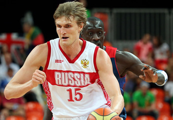 Does Brazil have a match for Andrei Kirilenko?