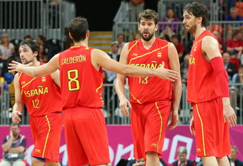 Spain has been impressive so far, but will Great Britain be a test?