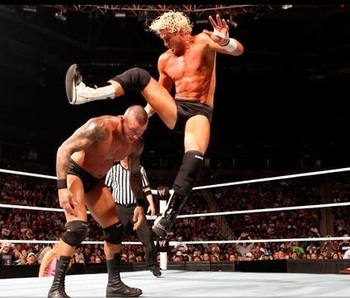 A Money in the Bank briefcase has helped Dolph Ziggler crack the top 15.