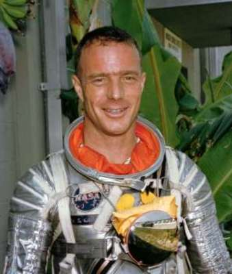 Colorado Astronaut Scott Carpenter, photo from coloradostateofmind.wordpress.com
