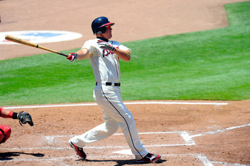 Chipper Jones has destroyed the Mets in his career.