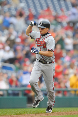 Chipper Jones final regular season game will be in Pittsburgh on October 3rd.
