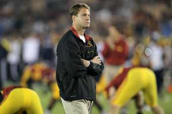 Lane Kiffin - Head Coach USC