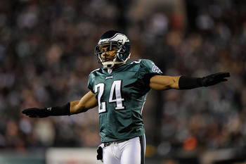 Nnamdi Asomugha and the Eagles' defense will be a real force this season