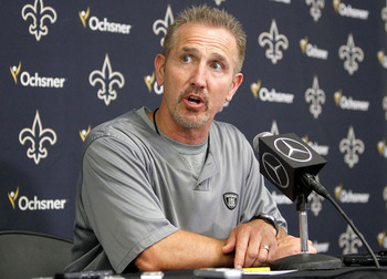 Steve Spagnuolo will create a strong defense with the Saints