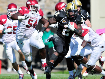 Vanderbilt RB Zac Stacy