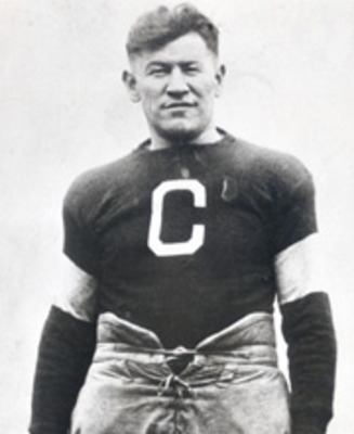 Hall of Fame voted in Jim Thorpe 35 years after he retired.