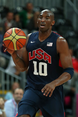 Selfish Los Angeles Lakers fans should not want to see Kobe Bryant at risk in the Olympics.