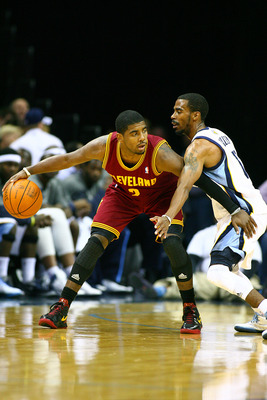 Irving faces Conley